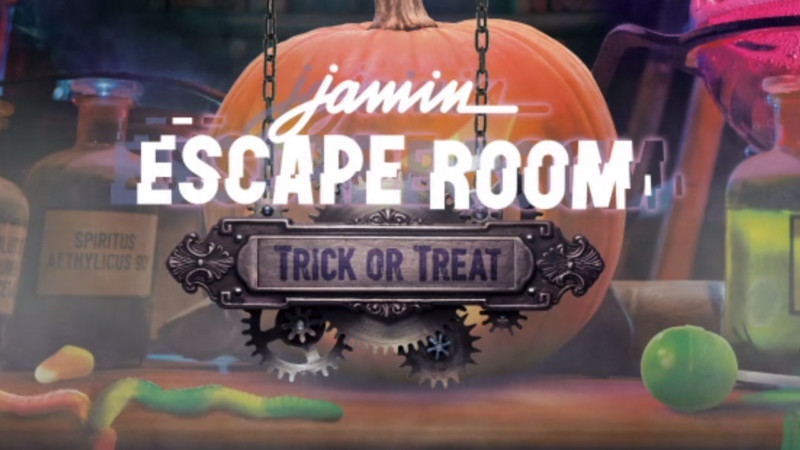 Jamin – Halloween Escape Room