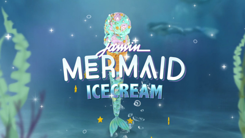 Jamin – Mermaid Icecream